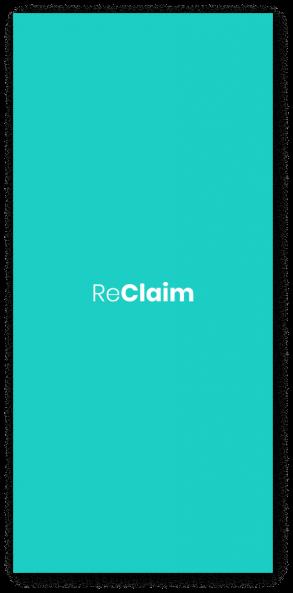 Reclaim - Application de déclaration de sinistre